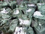 胡志明市加强防范和打击走私及贸易欺诈活动