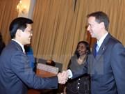 越南副外长何金玉会见联合国妇女署执行主任冈扎罗