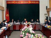 进一步增进越老柬三国青年团结友谊