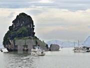越南山洞窟和下龙湾跻身全球十大最具吸引力旅游景点名录