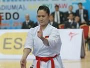 第17届东南亚大学生运动会:越南空手道女子队夺得首枚金牌