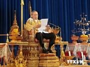 泰王储妃决定放弃王室地位泰王批准