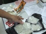 越南高平省边防部队查破一起非法贩运烟花爆竹案