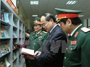 阮善仁同志:把国防部政治学院建设成为全国政治教育培训一流中心