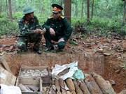 越南与韩国合作克服战争遗留炸弹地雷后果