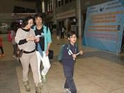 越南庆和省芽庄市接待韩国游客量猛增