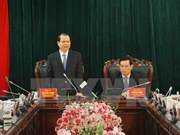 武文宁副总理:河江省集中精力解决贫困问题