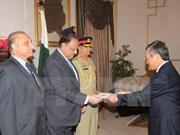 越南与巴基斯坦进一步促进合作交流