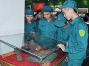 越南全国多地纷纷举行活动 庆祝越南人民军成立70周年