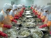 越南对韩国的水产品出口额达5.99亿美元