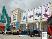 第九届柬埔寨进出口暨一省一产品展览会开展