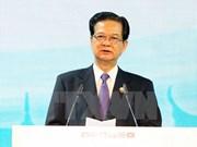越南政府总理阮晋勇:努力促进GMS各国人民和谐发展