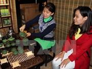 2014年越南林同省第5次茶文化周拉开序幕