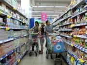 2014年12月河内与胡志明市居民消费价格指数均环比下降