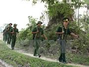 建设一条和平、友好、合作、共同发展的越柬边界线