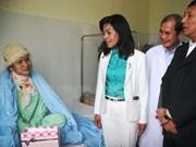 越南林同省水电工程隧道塌方事故:最后一名工人今日出院