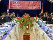 越老两国最高人民法院加强合作