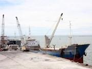 广宁省向外国投资商颁发海港设施投资许可证