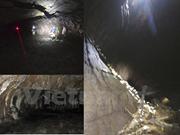 越南新发现的火山洞穴将成为世界地质公园