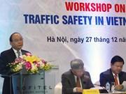 2014年交通安全工作会议在河内举行