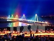 越南首都河内四个重点工程即将投入使用