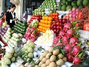 2014年越南蔬菜水果贸易顺差额达9.56亿美元