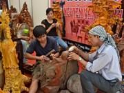 2015年顺化传统手工艺节将于4月下旬举行