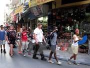 越南河内市迎来2014年第300万名游客
