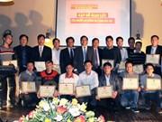 旅居捷克越南劳动者举行新年见面交流会