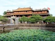 2015年头一天越南承天顺化省接待游客量达1万人次