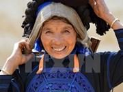 越南哈尼族同胞喜迎新年