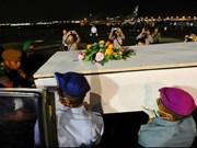 亚航空难事故发生之后印尼部分航空部门官员遭停职