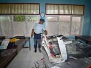 印尼官方:已找到QZ8501机尾