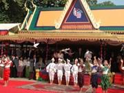 柬埔寨推翻红色高棉政权36周年纪念典礼隆重举行