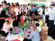 2015年越南山罗省努力实现经济增长率达10.5%