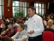 越共中央干部保健委员会驳斥有关阮伯青先生健康的歪曲信息
