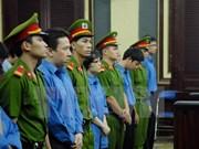 越南胡志明市最高人民法院维持对黄氏玄如被告的原判