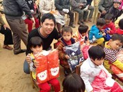首都河内青年纷纷举行冬季志愿活动