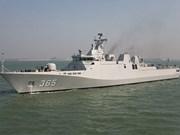 印尼与美国加强防务合作
