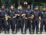 马来西亚在东盟外长非正式会议召开前夕加强保安工作