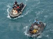 印尼搜寻人员发现亚航失事客机黑匣子信号