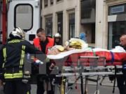 越南领导人就巴黎恐怖袭击事件向法国领导人致慰问电
