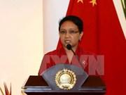 印度尼西亚2015年外交政策正式对外公布