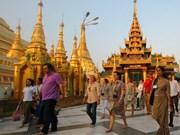 2014年缅甸入境游客数量创新高