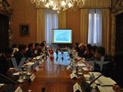 越南与意大利加强银行与金融领域的合作