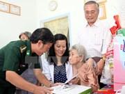 越南为旅居老挝的越南人革命有功劳者制定优抚政策