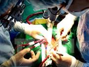 2015年右心室介入治疗国际学术会议在胡志明市举行