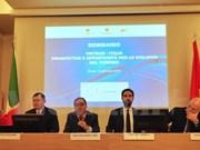 越南—意大利旅游促进研讨会在意大利举行