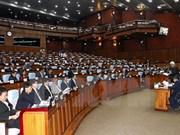 柬埔寨与老挝国会加强合作
