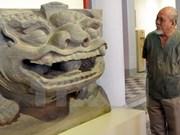越南古老雕刻艺术中狮子与猊形象专题展在胡志明市开展